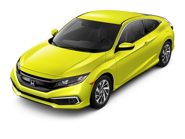 New 2019 Honda Civic LX Coupe East Stroudsburg