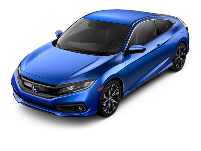 New 2019 Honda Civic Sport Coupe East Stroudsburg