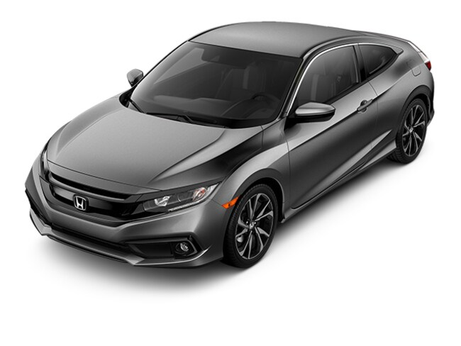 New 2019 Honda Civic Sport Coupe Canandaigua, NY