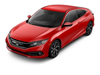 New 2019 Honda Civic Sport Coupe Houston, TX