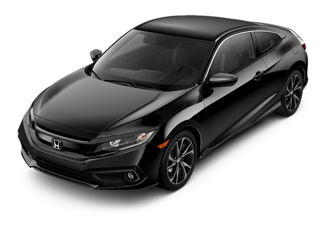 New 2019 Honda Civic Sport Coupe Near Bridgeport