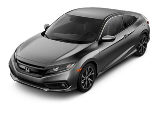 New 2019 Honda Civic Sport Coupe 194048 in Springfield, PA