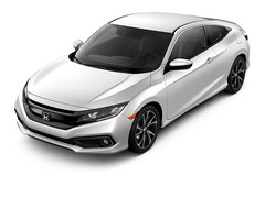 New 2019 Honda Civic Sport Coupe 290448H for Sale in Westport, CT, at Honda of Westport