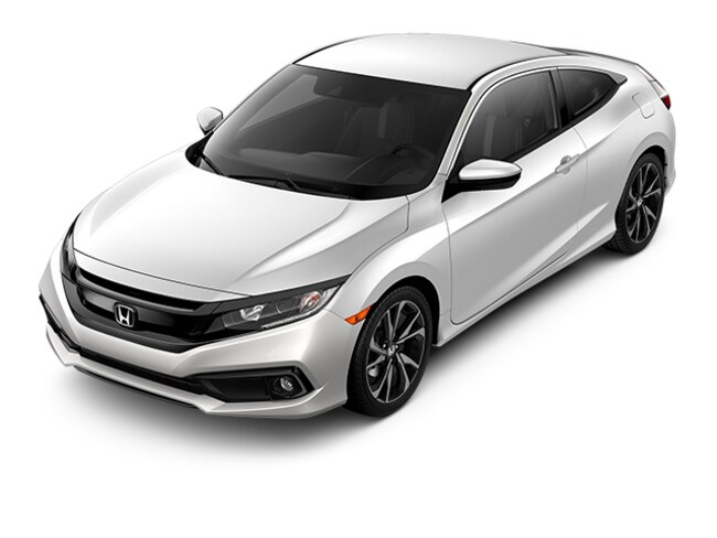 New  2019 Honda Civic Sport Coupe near Harlingen, TX