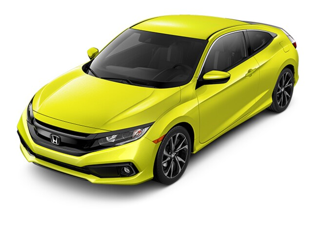 New 2019 Honda Civic Sport Coupe for sale in Chicago, IL