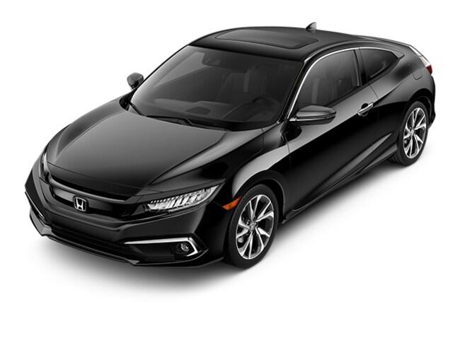 New 2019 Honda Civic Touring Coupe Columbia, SC