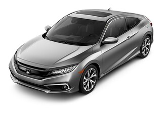New 2019 Honda Civic Touring Coupe K352384 for Sale in Morrow at Willett Honda South