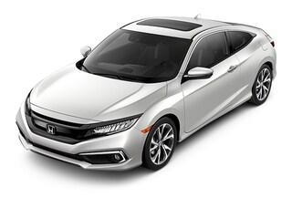 New 2019 Honda Civic Touring Coupe 00H92022 for sale near San Antonio, TX