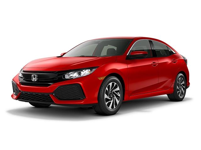 2019 Honda Civic Hatchback Digital Showroom Windsor Honda