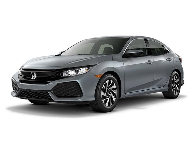 Sonic Gray Pearl 2019 Honda Civic Color