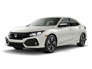 New Honda 2019 Honda Civic EX-L w/Navi Hatchback SHHFK7H82KU205054 Helena, MT