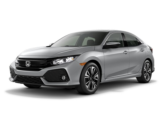 New 2019 Honda Civic EX Hatchback for sale in Charlottesville