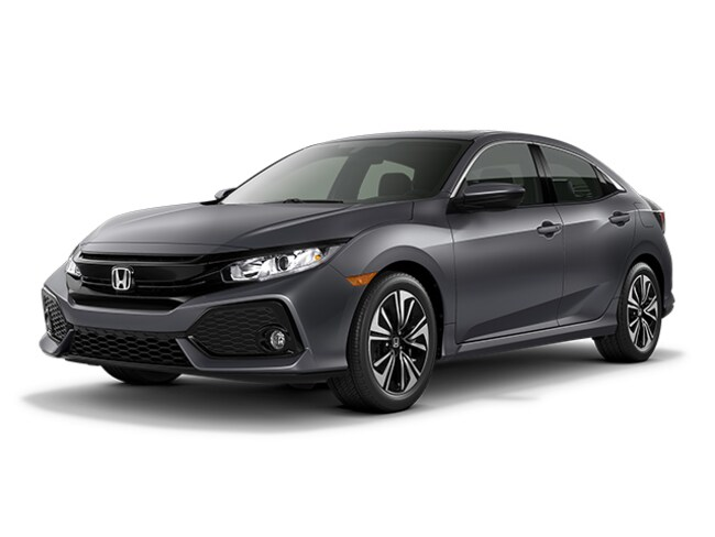 New 2019 Honda Civic EX Hatchback Hopkins