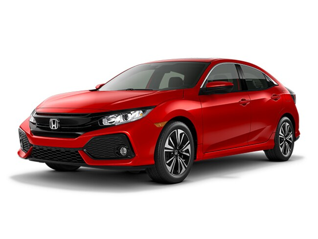 New 2019 Honda Civic EX Hatchback in San Jose