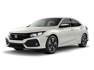 New 2019 Honda Civic EX Hatchback 00190669 near Harlingen, TX