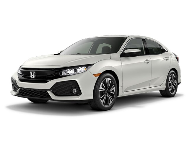 New 2019 Honda Civic EX Hatchback Near Bridgeport