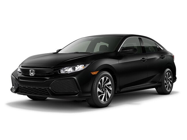 New 2019 Honda Civic LX Hatchback Berkeley