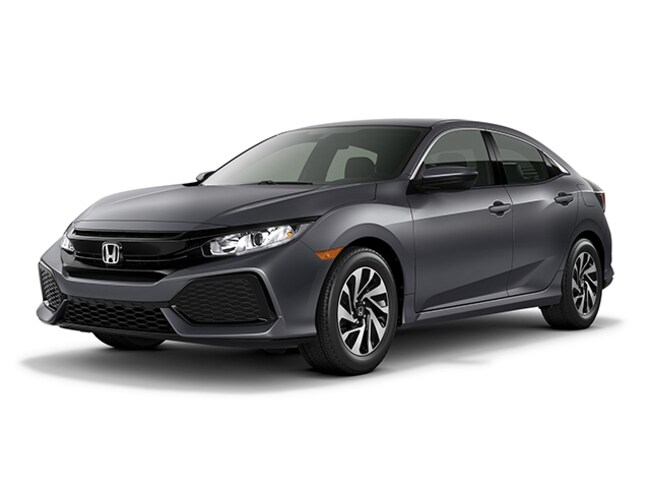 New Honda vehicle 2019 Honda Civic LX Hatchback for sale near you in Pompton Plains, NJ