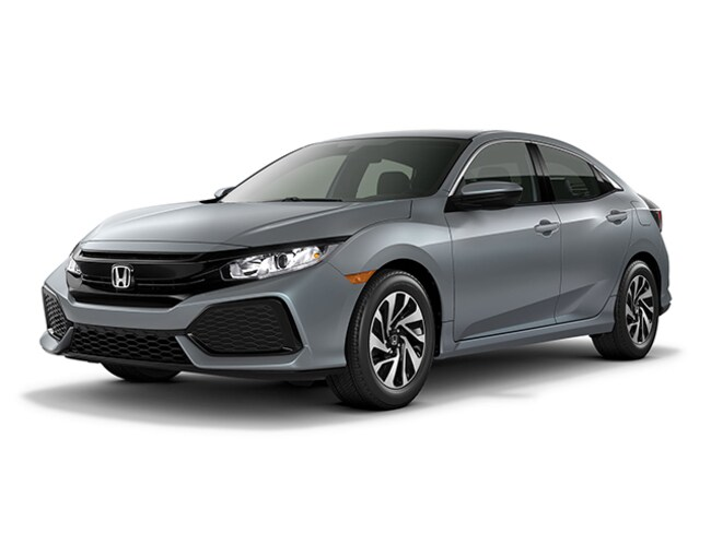 New 2019 Honda Civic LX Hatchback for sale in Houston