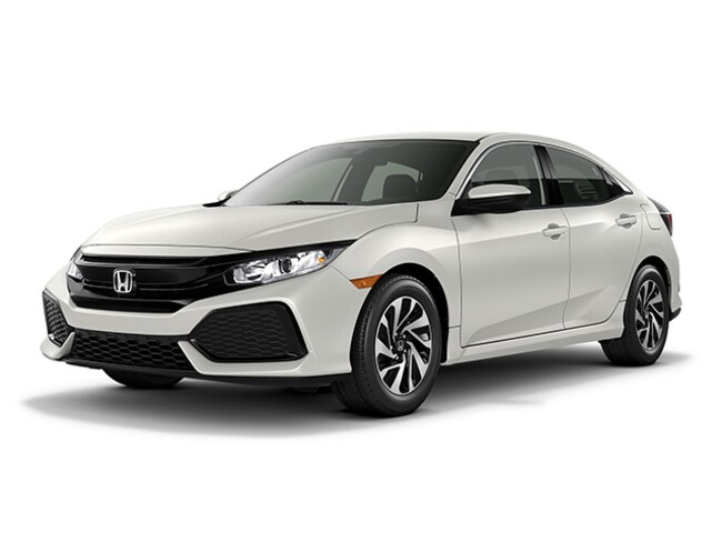 New 2019 Honda Civic LX Hatchback East Stroudsburg
