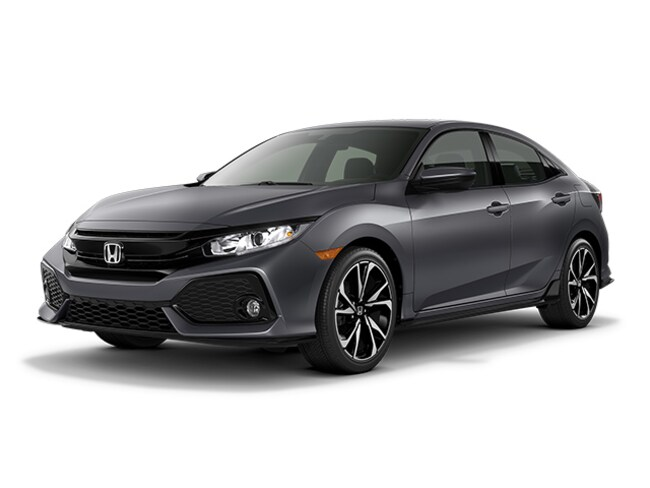 New 2019 Honda Civic Sport Hatchback in Honolulu