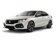 New 2019 Honda Civic Sport Manual Hatchback Abilene, TX