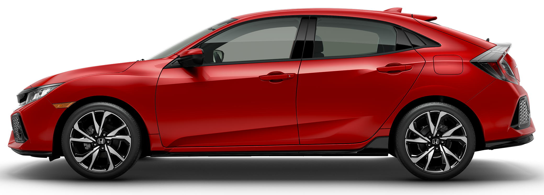 2019 Honda Civic Hatchback Deportivo