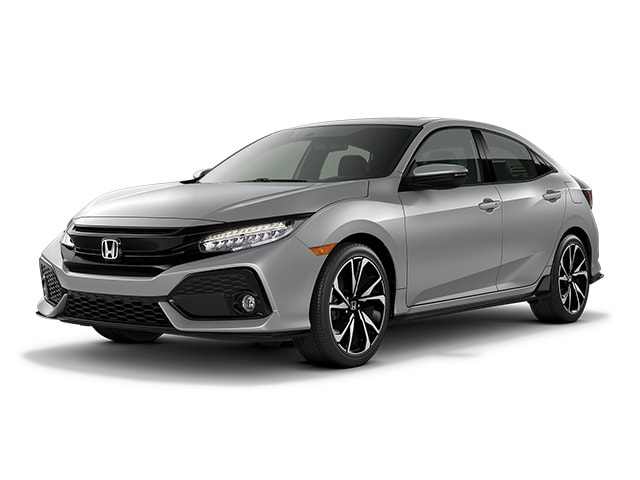 2019 Honda Civic Sport Touring Hatchback continuously variable automatic