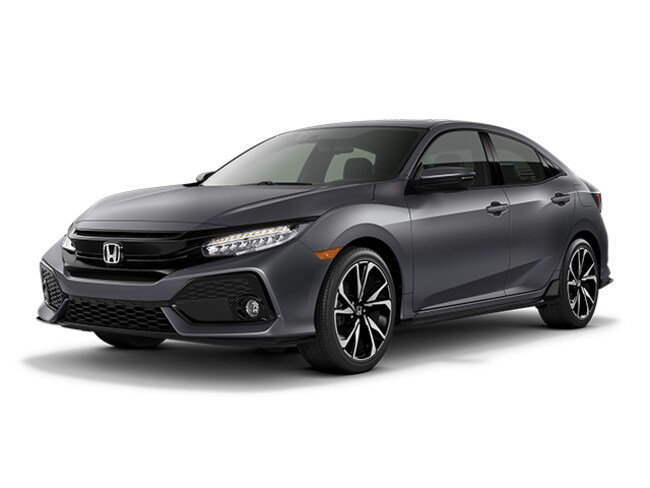 New 2019 Honda Civic Sport Touring Hatchback Anderson, SC