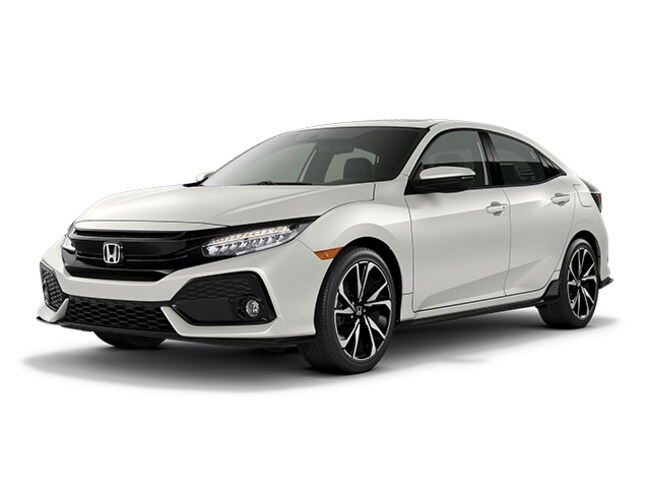 New 2019 Honda Civic Sport Touring Hatchback in San Jose