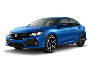 New 2019 Honda Civic Sport Hatchback 00190343 near Harlingen, TX