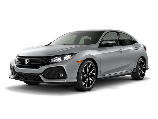 New 2019 Honda Civic Sport Hatchback in Carson CA