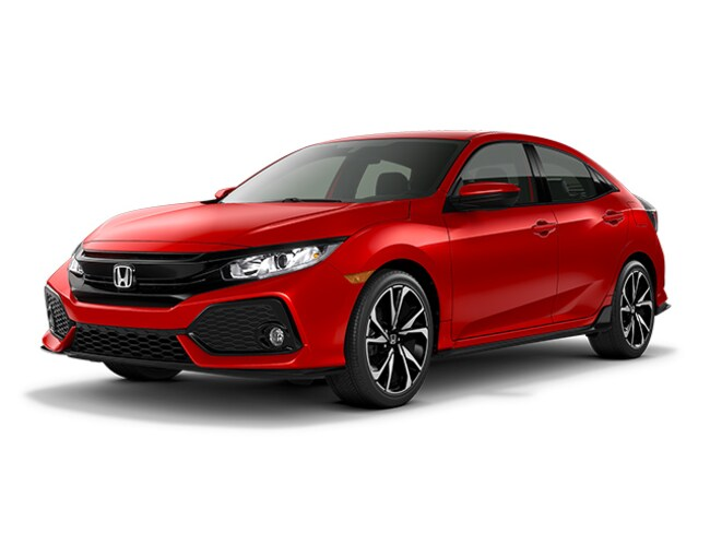 2019 Honda Civic Sport Hatchback Glen Burnie