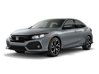 New 2019 Honda Civic Sport Hatchback SHHFK7H45KU223996 in Port Huron, MI