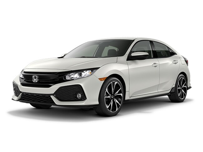 New 2019 Honda Civic Sport Hatchback in Hayward, CA