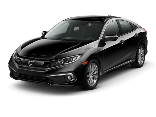 New 2019 Honda Civic EX-L Sedan For Sale/Lease Terre Haute, IN