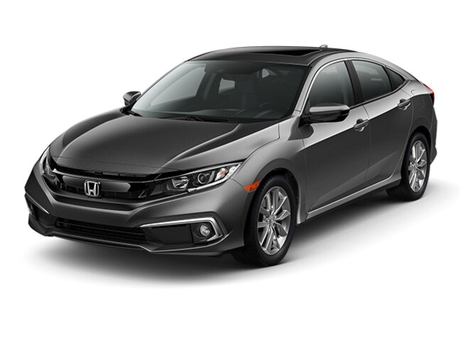 New Honda vehicle 2019 Honda Civic EX-L Sedan for sale near you in Pompton Plains, NJ
