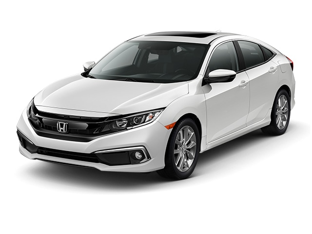 2019 Honda Civic EX-L Sedan