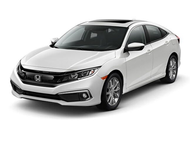 New 2019 Honda Civic For Sale At Hendrick Honda Of Charleston Vin