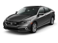 Used 2019 Honda Civic EX Sedan For Sale in Swanzey, NH