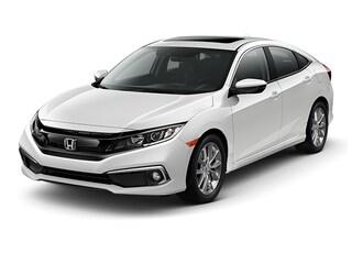 New 2019 Honda Civic EX Sedan for Sale in Hopkinsville KY