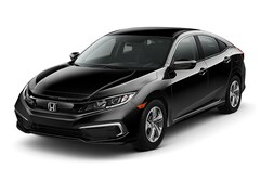 New 2019 Honda Civic LX Sedan in Lockport, NY