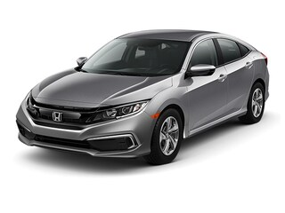 2019 Honda Civic LX Sedan 2HGFC2E69KH545740