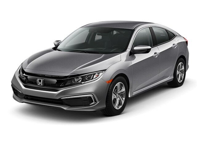 2019 Honda Civic LX Manual Car