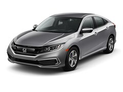 2019 Honda Civic LX Sedan continuously variable automatic