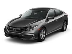 New 2019 Honda Civic LX Sedan Morganton