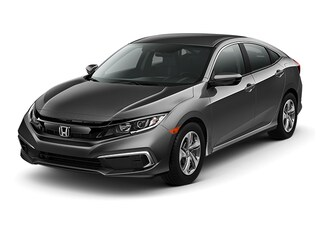 New 2019 Honda Civic LX Sedan for sale near you in Westborough, MA