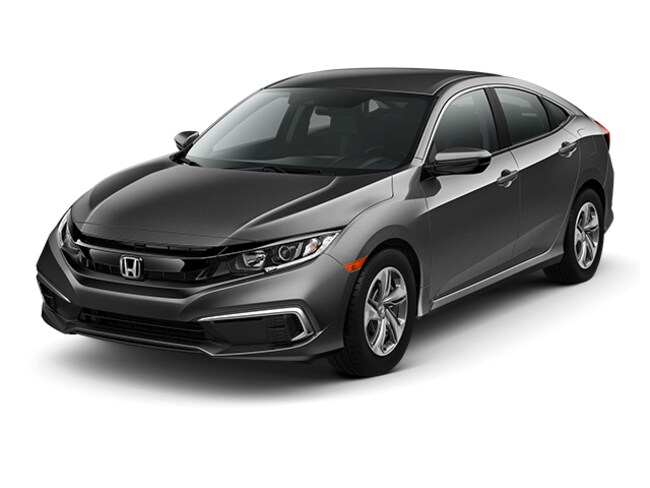 New 2019 Honda Civic LX Sedan for sale in Houston