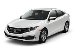 New 2019 Honda Civic LX Sedan 19XFC2F62KE008989 in Honolulu