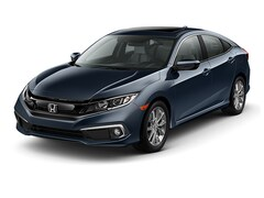 New 2019 Honda Civic EX Sedan in Kahului, HI